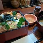 大戸屋 - 焼き親子丼