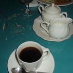 モンシャーレ - 珈琲とコーヒーミルク