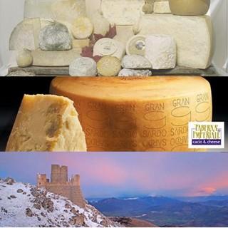 自社輸入イタリア産チーズ