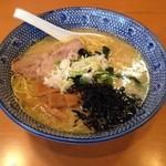 麺飯食堂 ひら匠 - 塩ラーメン 680円