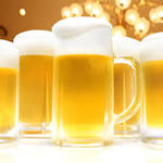 焼肉グレート - ビールは勿論、各種焼酎サワー、マッコリ、ワインまで充実!