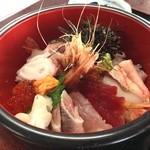 いちりき家 - 海鮮丼