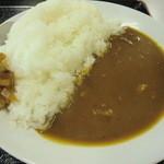 平田食事センター - カレーライス(大) 490円