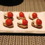 目白 咲き - いぶりがっこチーズ (2014/09)