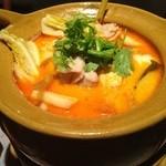 30789350 - 鶏肉のスープ