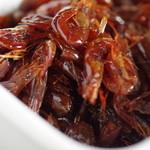鮒秋 - 小蝦(こえび)佃煮(つくだに)