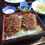 30789846 - たれヒレカツ丼(竹)