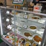 目黒区役所 レストラン - ショーケース