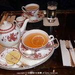 第一ホテル東京 ロビーラウンジ - コーヒーと紅茶