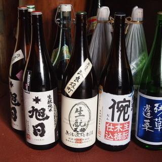 ◆島根の地酒を豊富に取り揃えました。蔵元の味をお楽しみ下さい