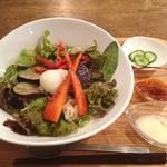 30791734 - 野菜たっぷり雑穀ご飯