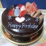 ケントハウス - 生チョコレートケーキ