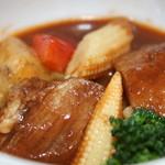 レストラン トリノ - 濃厚ビーフシチュー