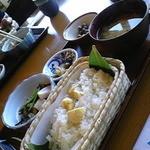 竹風堂 - これが一番オススメの山里定食。