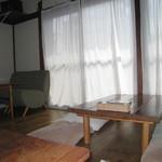 ミソラ食堂 - 座敷側