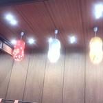 Soup&cafe たらTaRa  - ライトもタラコ型