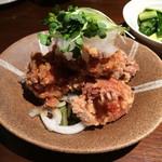 居酒屋 HALU - 鶏からポン酢