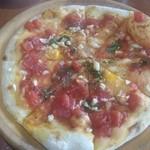 30797052 - ピザセットのピザ(マリナーラ)