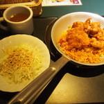 ザ・海峡 - 若鶏唐揚げとジャンバラヤ