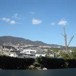 成田屋 - 窓からの風景