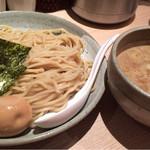 麺屋百式 - つけめん(味玉トッピング)