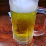 初ちゃん - (2014.9.18)生ビール
