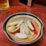 初ちゃん - (2014.9.18)らっきょう