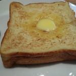 カフェ レクセル - 金芽米パンのトースト