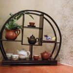 點心茶室 - 室内の装飾