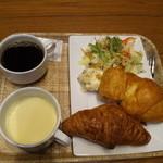 30806218 - ドリンク付き朝食・500円