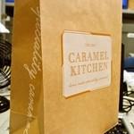 キャラメル キッチン - 袋