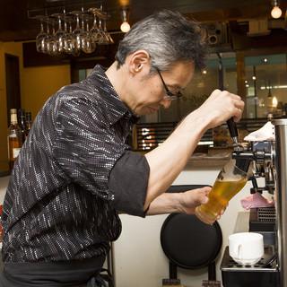 最高の生ビールに自信あり。<プレミアムモルツ超達人店>