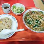 楼蘭 - ルースーメンセット(訪問時840円)