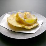 天ぷら新宿つな八 - 料理写真:帆立貝