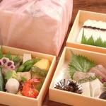 京料理 萬長 - 四季の折り詰め弁当