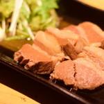 沖縄料理おとざ - 店長おすすめ焼豚