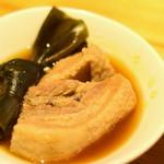 沖縄料理おとざ - ラフティー