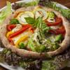 ピザリア - 料理写真:自家製野菜のピザ