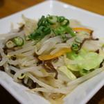 博多 一風堂 - 14.09たんめん野菜(200円)