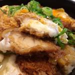 松乃家 - かつ丼