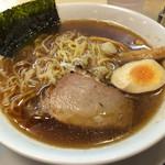 松乃家 - 醤油麺