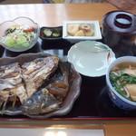 味の華 - 煮魚定食
