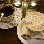 CAFE FLORIAN - 珈琲とカフェオレ