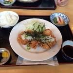 30825775 - おろしチキンカツ定食