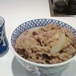 吉野家 - 牛丼(特盛)