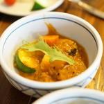 香菜軒 - 野菜のカレー