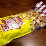ジェリーズポップコーン - 料理写真:種類豊富で迷う中・・・一番人気の「キャラメル」を買ってみました。