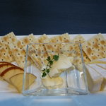 ジェイショット - チーズの盛り合わせ