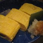 茶茶白雨 - 京都の出汁巻き玉子