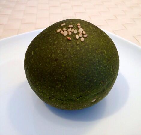 ecomo Bakery marumaru - 抹茶丸